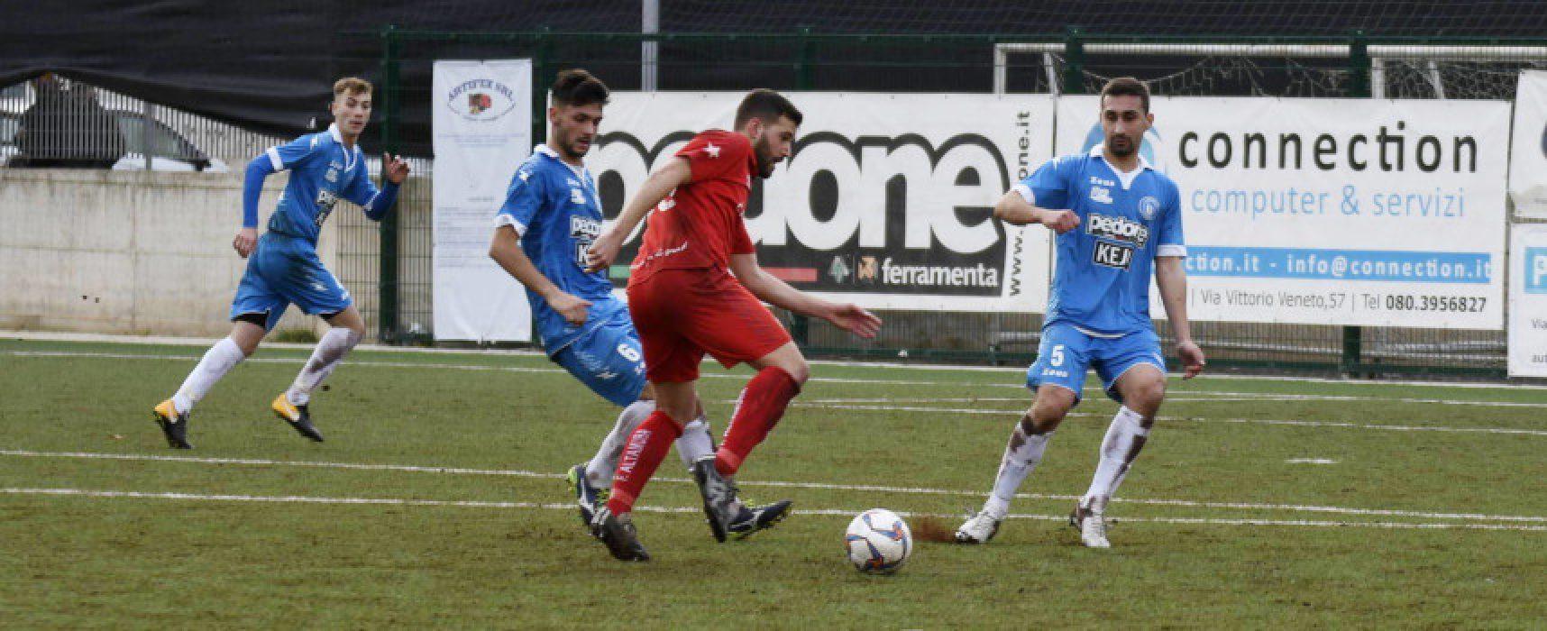 Unione Calcio a caccia di punti salvezza in casa del Corato