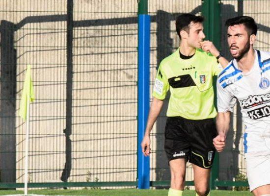 Unione Calcio, pareggio in pieno recupero contro il Vieste