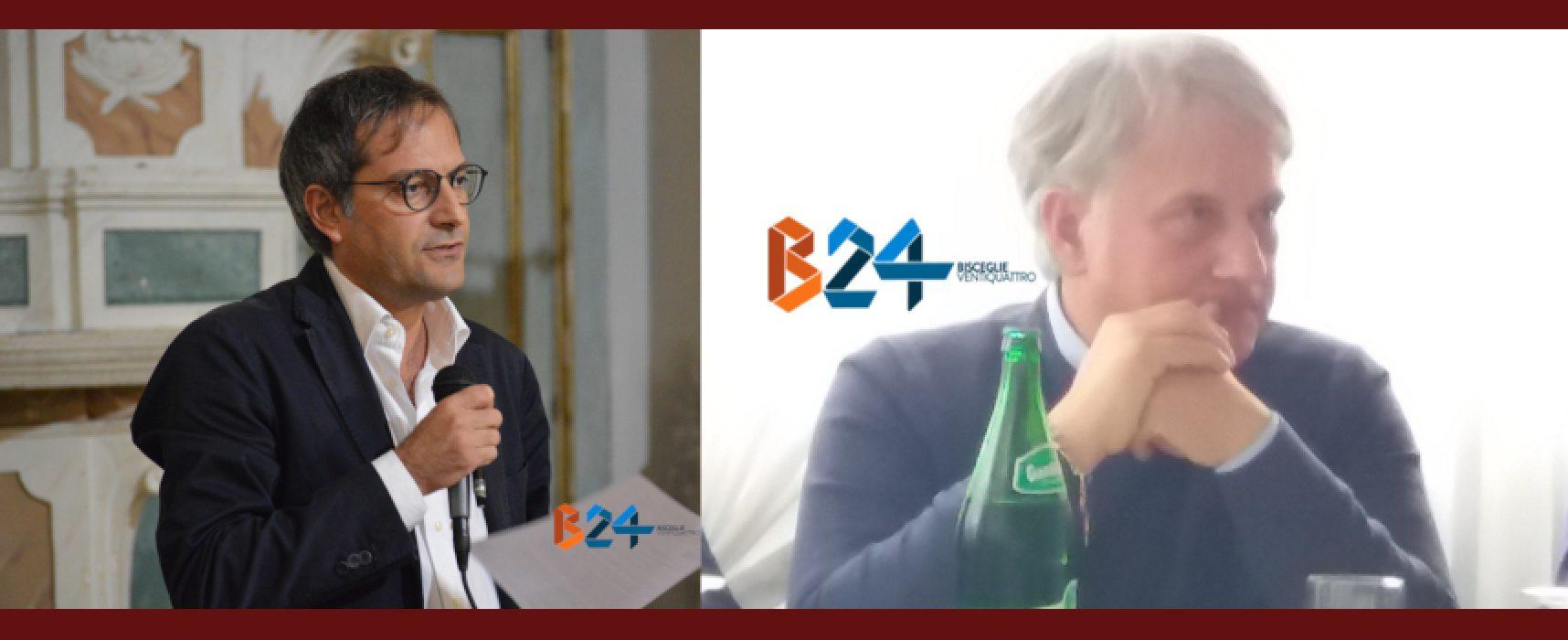 """Commercio, UniBat e Fivap: """"Sindaco Angarano e Assessore Naglieri stanno lavorando bene"""""""