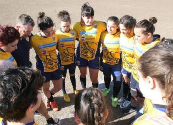 La Bees Rugby chiude al quinto posto il recupero della sesta tappa di Coppa Italia