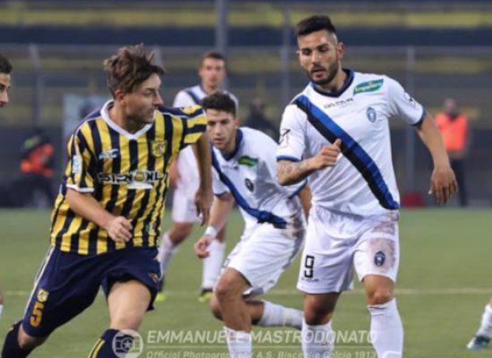 """Bisceglie Calcio: al """"Ventura"""" arriva la capolista Juve Stabia"""