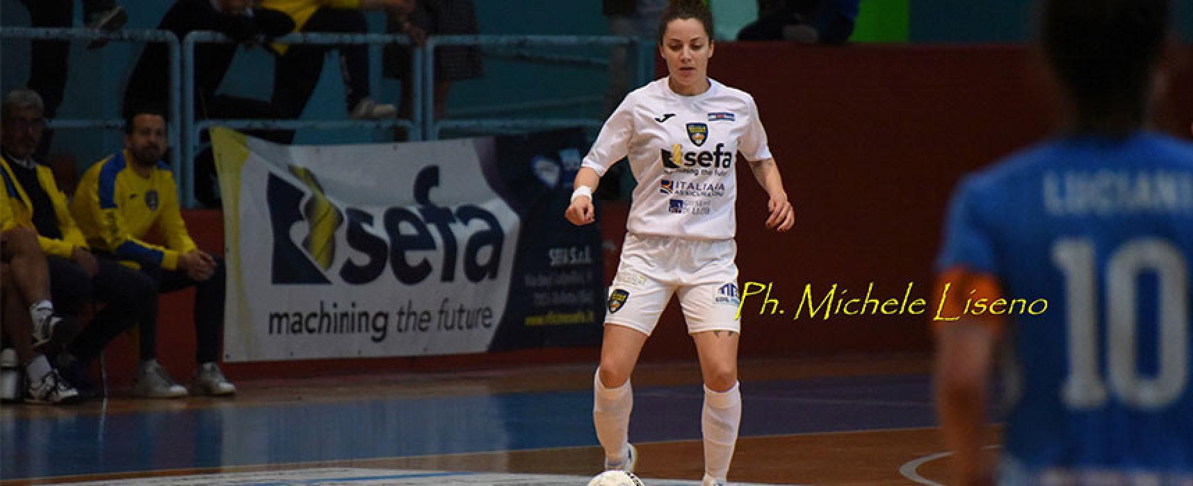 Il Bisceglie Femminile attende il temibile Futsal Florentia