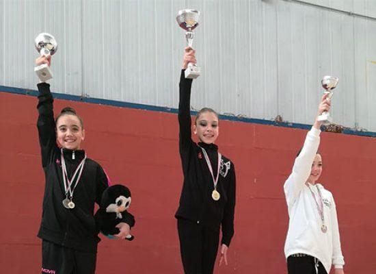Ginnastica ritmica, Arianna De Feudis (Iris) vince il titolo regionale Silver Allieve