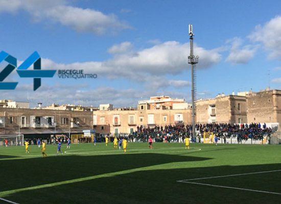 LND Puglia ferma calcio e calcio a 5 regionale fino al 15 marzo