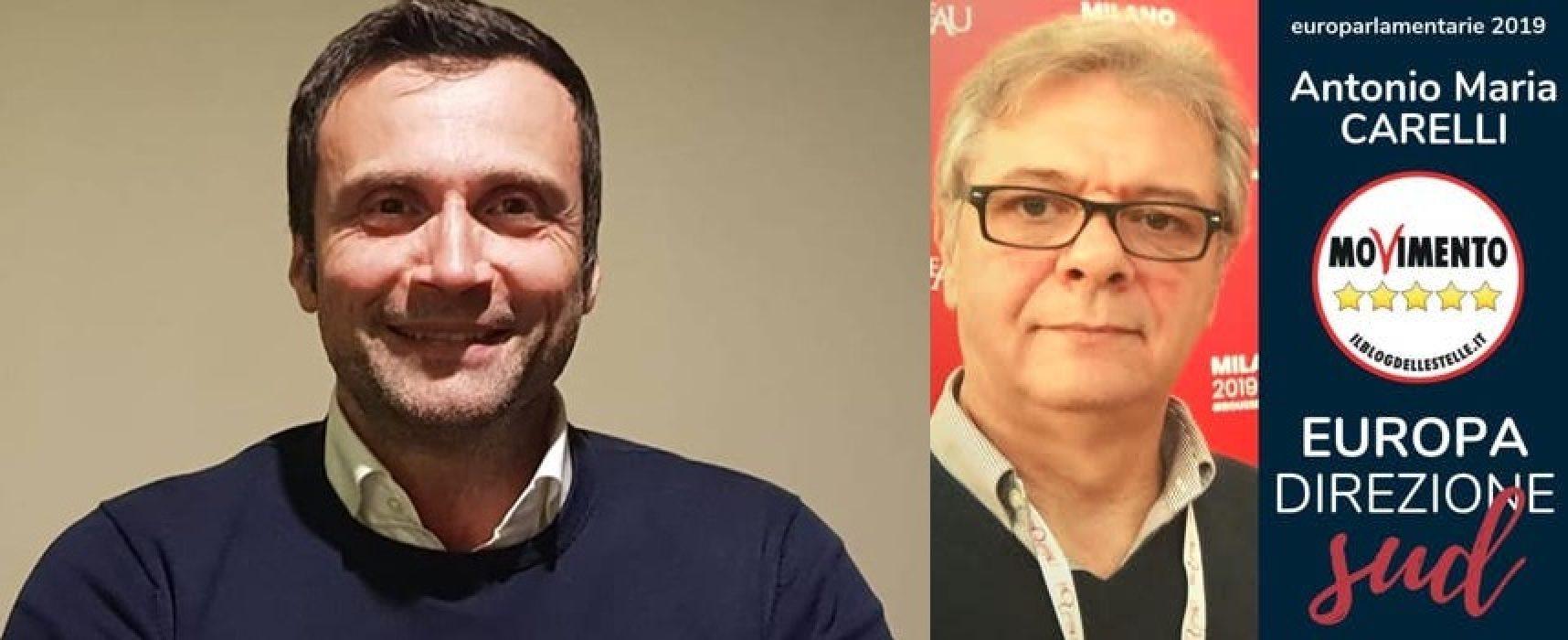 Europarlamentarie M5s, Mastrototaro e Carelli si fermano alla prima fase