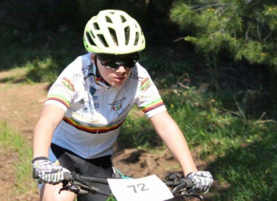 Buon esordio stagionale per la Cavallaro nella prima tappa del campionato XCO a Corato