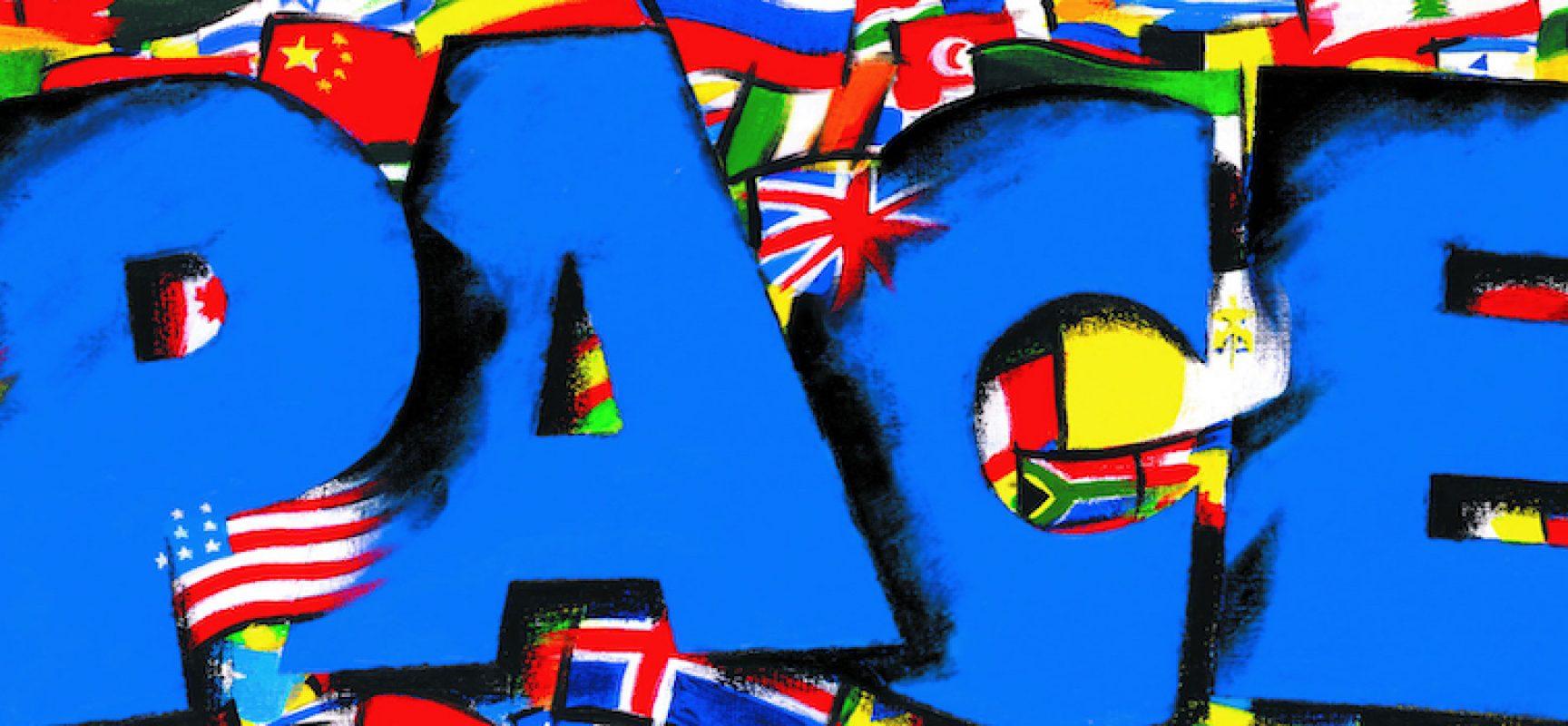 Oggi incontro di preparazione al sesto appuntamento Giovani della Pace