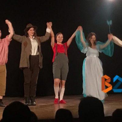 """""""Pinocchio punto e a capo"""", al Teatro don Sturzo la fiaba di Collodi in chiave moderna / FOTO"""