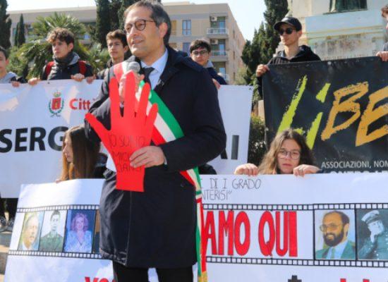 """Giornata vittime delle mafie, Angarano: """"Dottor Cosmai esempio da seguire"""""""