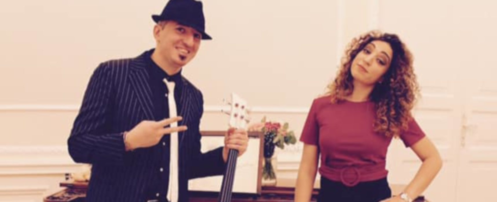 """Smooth Criminal"" interpretato in chiave soul dal duo biscegliese ""Sol Duo"" / VIDEO"