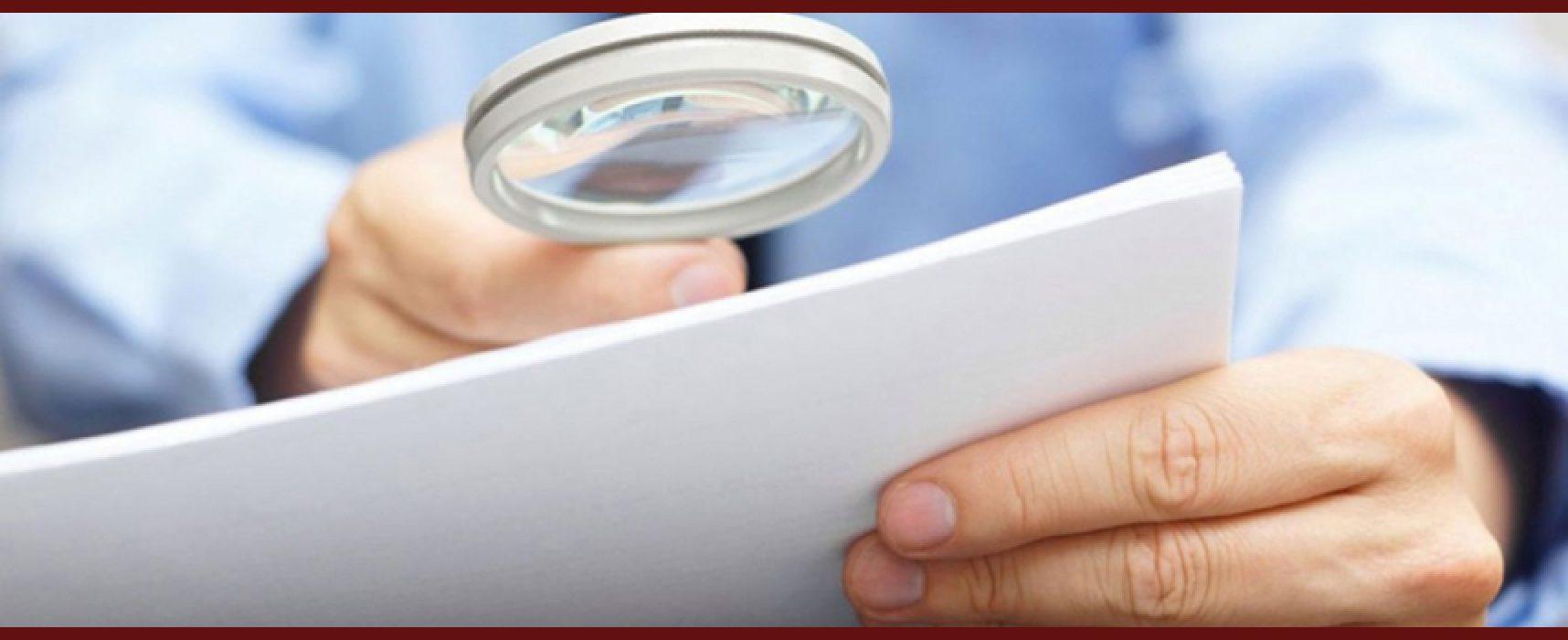 Piano prevenzione della corruzione e per la trasparenza, al via raccolta proposte