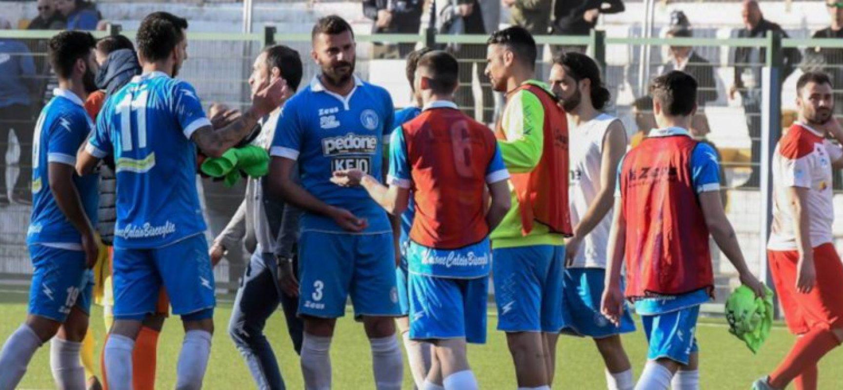 L'Unione Calcio rende visita al Gallipoli nella penultima trasferta stagionale