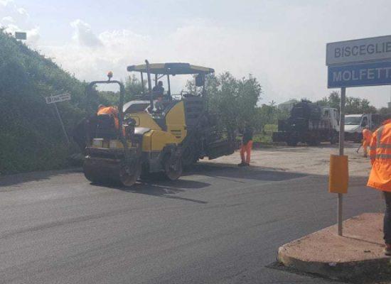 Manutenzione strade e marciapiedi per il 2019 e 2020, si parte da via Lama di Macina