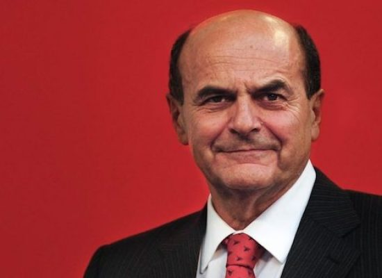 """C'era una volta la sinistra"", Pier Luigi Bersani oggi a Bisceglie"