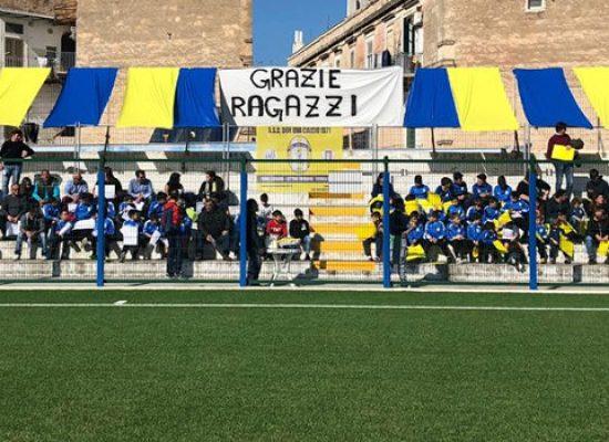 Calcio, Don Uva inserito nel girone A del campionato di Promozione