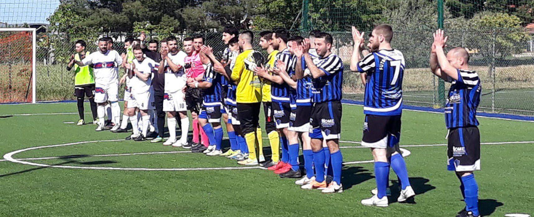 Futbol Cinco, l'avventura nei playoff continua