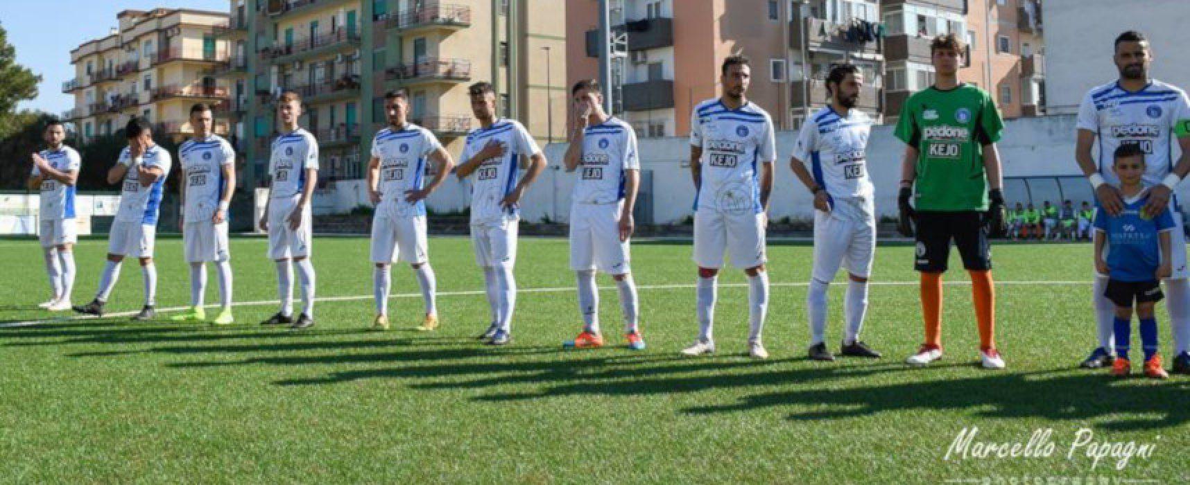 Unione Calcio-salvezza: di mezzo c'è il Brindisi