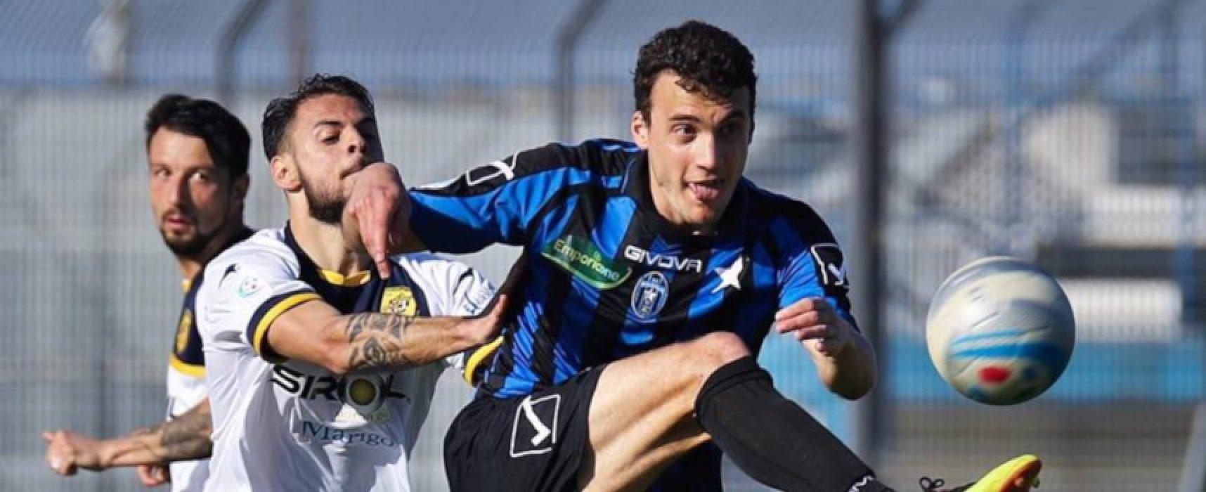 Bisceglie Calcio: sfida al Catania al termine di una settimana turbolenta