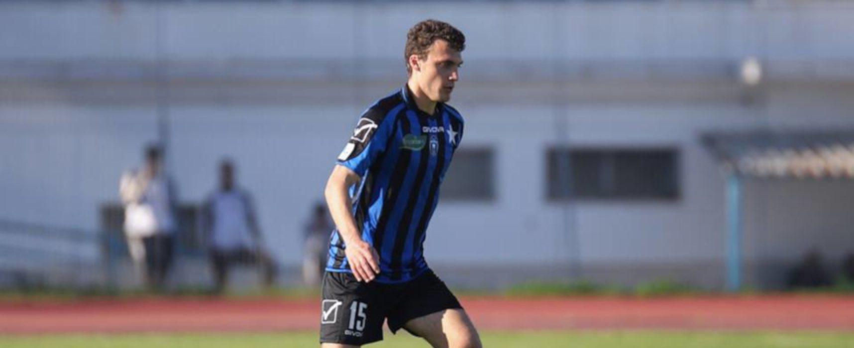 Al Bisceglie Calcio non basta Longo, il Catania rimonta nel finale
