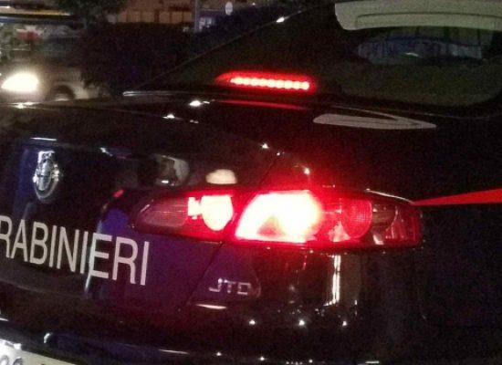 Effettua rapine in cinque negozi, Carabinieri arrestano 43enne