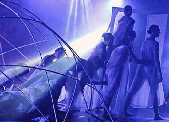 """Coesistenza – esistere insieme"",  la danza contemporanea approda al Teatro Politeama / VIDEO"