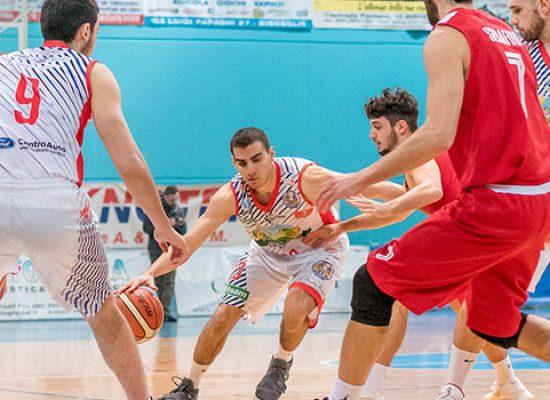 Di Pinto Panifici, sconfitta a Pescara, chiude al quinto posto la stagione regolare