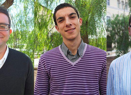 Bisceglie ordina tre nuovi diaconi nella Chiesa di San Giuseppe