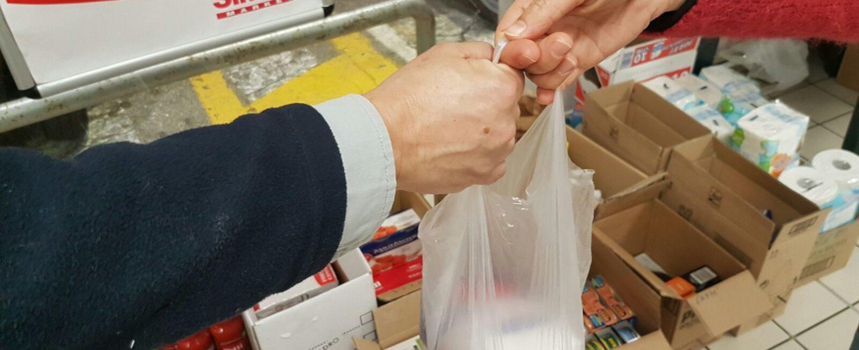 Caritas, quest'oggi la raccolta alimentare / Ecco i supermercati che aderiscono