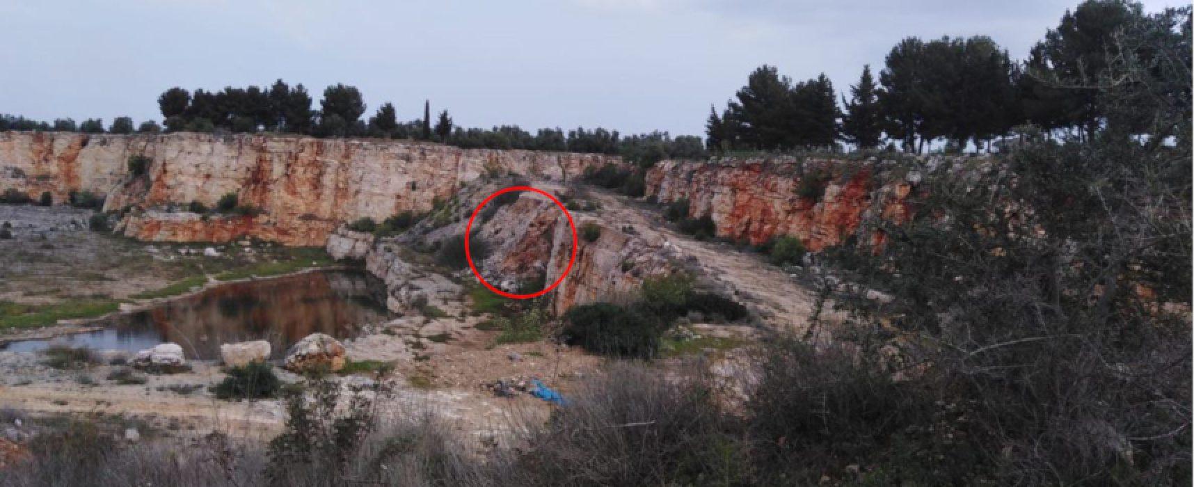 Scoperti rifiuti in una cava dismessa, la Polizia Locale sequestra l'area