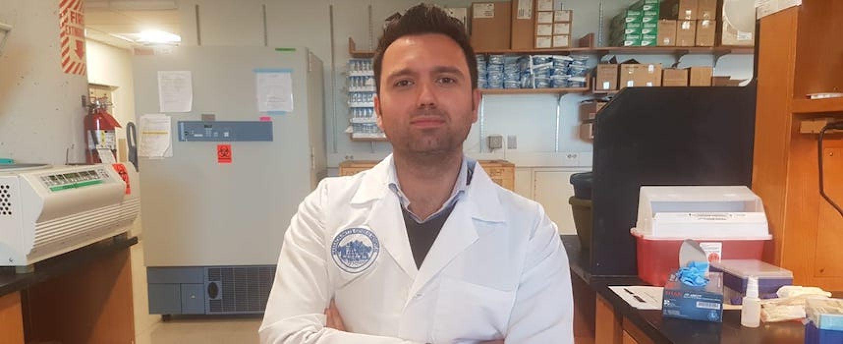Prestigioso incarico per il biscegliese Mauro Di Pilato al Dipartimento di Immunologia Università del Texas