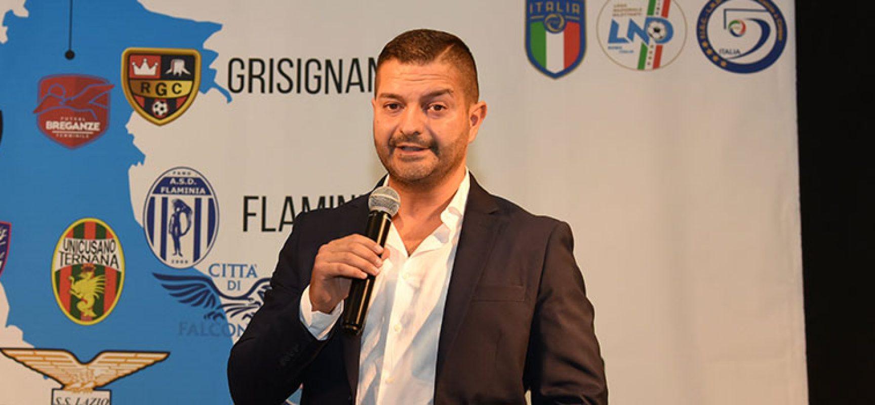 Il biscegliese Abbattista nella commissione sviluppo della Divisione Calcio a 5 per il femminile