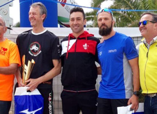Triathlon olimpico, ottimi risultati per il biscegliese Cangellario nelle Marche / FOTO