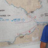 Traversata dello stretto di Gibilterra e record assoluto per il biscegliese Di Pierro