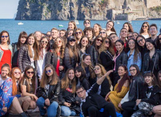 Ischia School Festival, il Liceo Coreutico di Bisceglie si aggiudica il Premio Artemisia