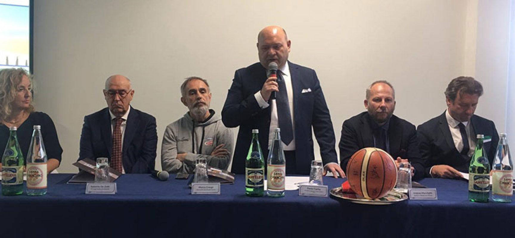 Il biscegliese Carito nominato presidente di Chianciano Città Europea dello sport 2019