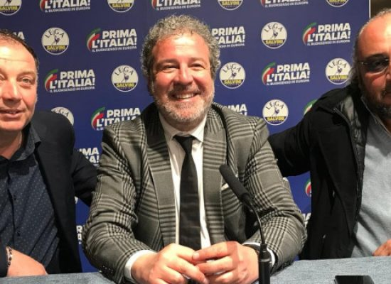 """Il consigliere comunale Rossano Sasso passa al gruppo """"Lega – Salvini Premier"""""""