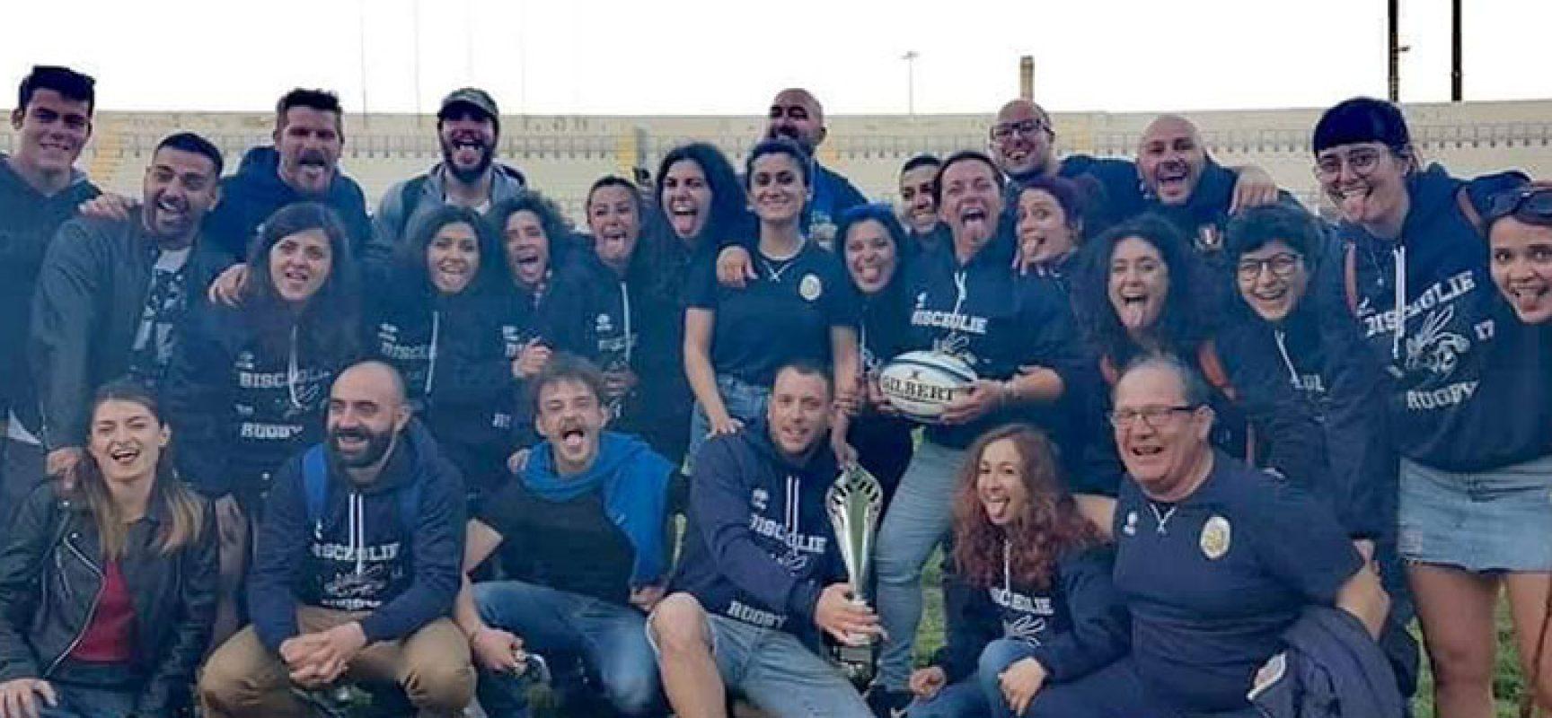 Si ferma in finale il sogno Coppa Puglia del Bees Rugby Bisceglie