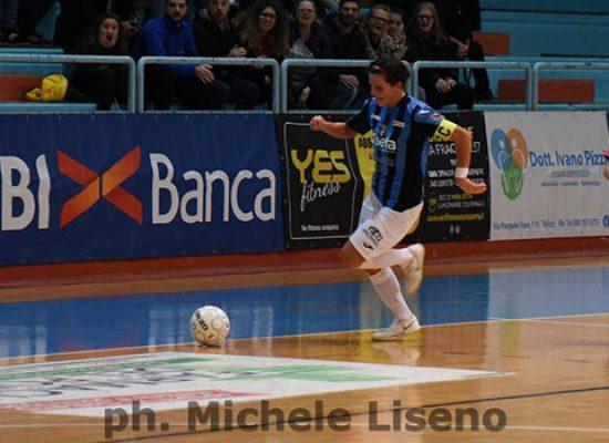 Bisceglie Femminile sconfitto dal Futsal Salinis, adesso playout per rimanere in A