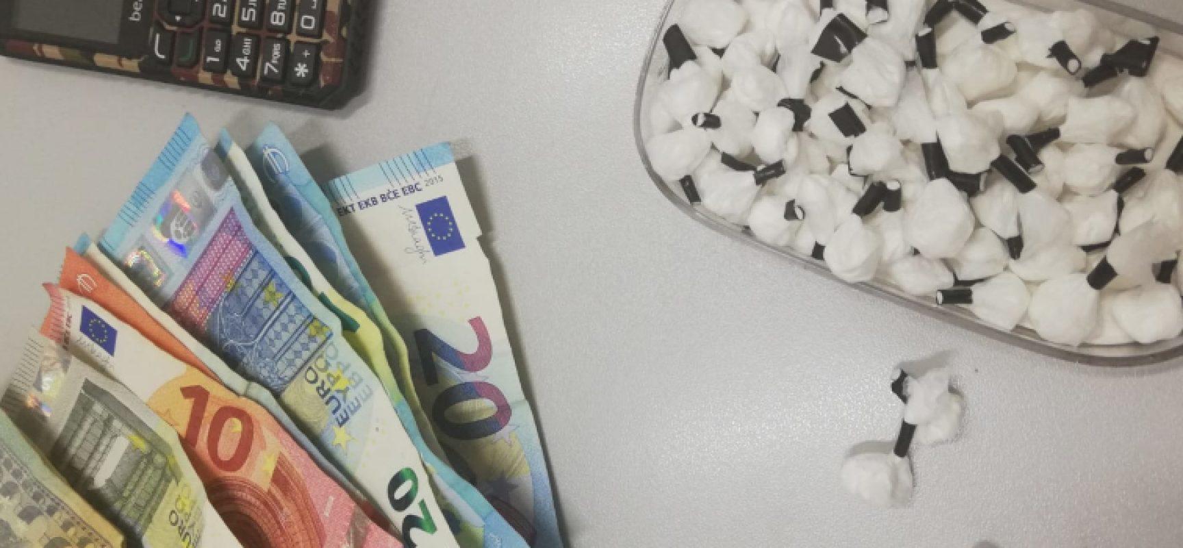 Quartiere san Pietro, nasconde cocaina tra i cespugli, arrestato 19enne