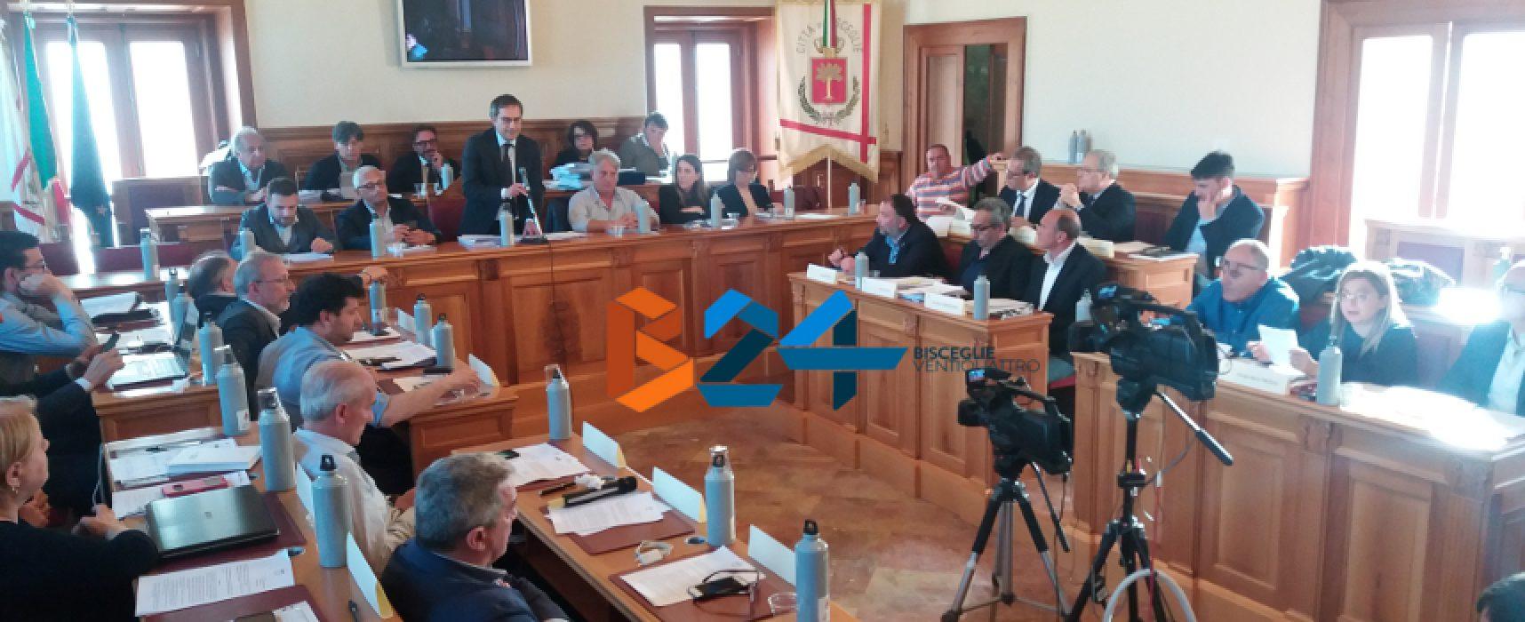 Consiglio comunale rinviato per mancanza di numero legale dopo quattro ore di discussione