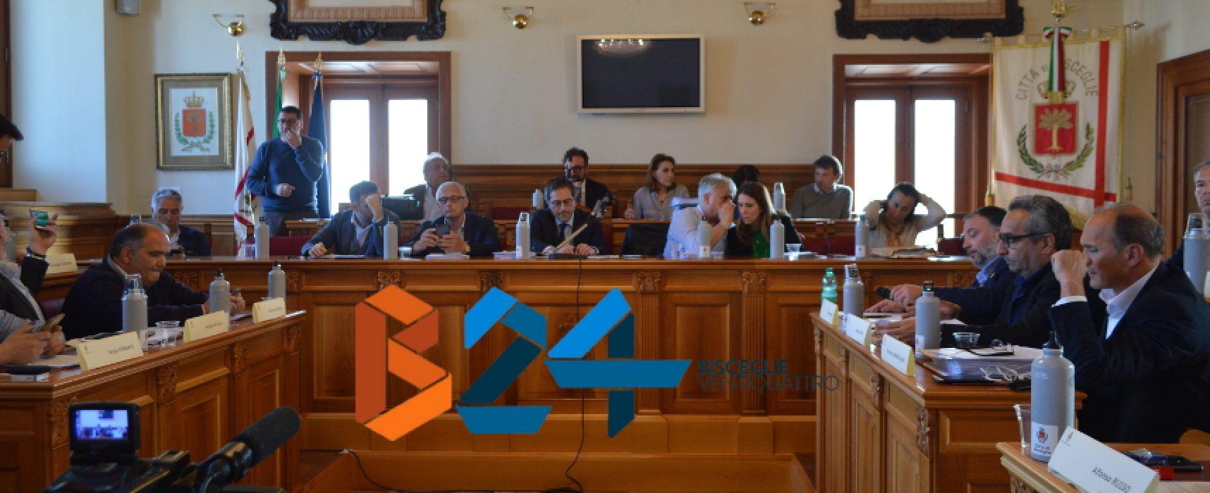 Consiglio comunale,  variazione di bilancio e piano occupazionale