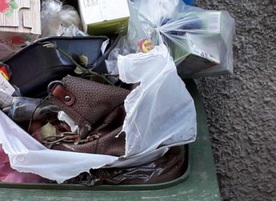 Errato conferimento rifiuti, comminate circa novanta multe in tre giorni
