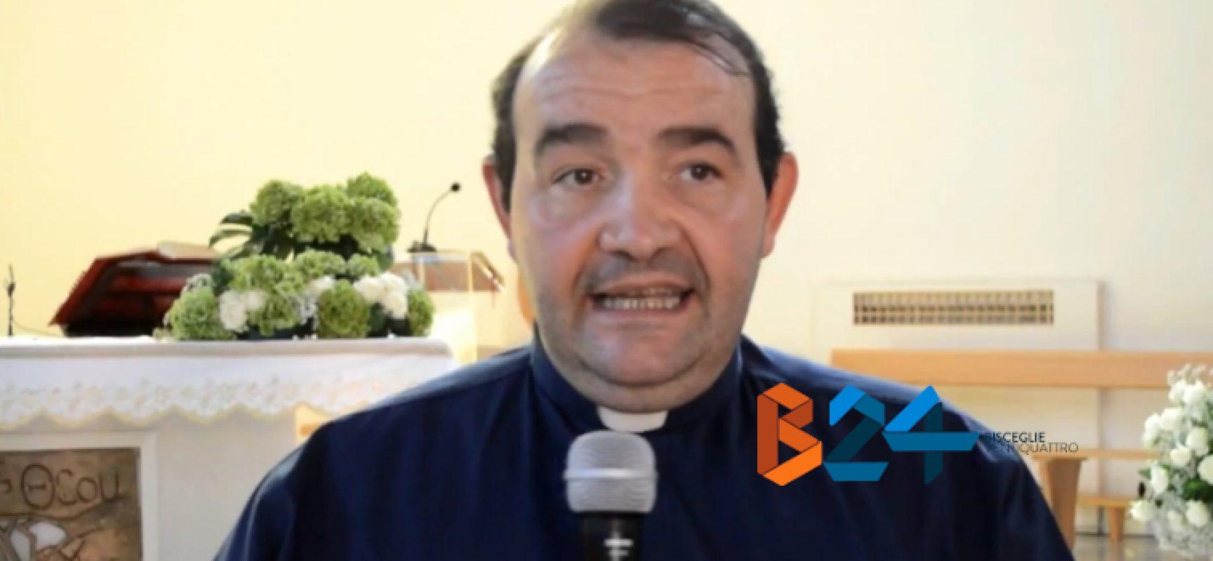 """Don Francesco Di Liddo festeggia venticinque anni di sacerdozio: """"Impegno e accoglienza"""""""