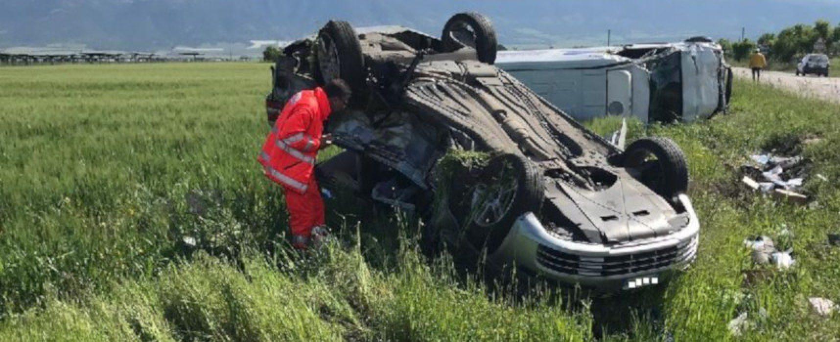 Incidente stradale a San Severo, muore un biscegliese