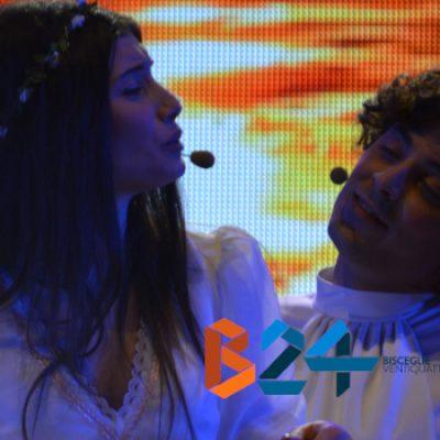 """Fagipamafra, """"Giulietta e Romeo"""": quando l'amore valica conflitti e ostacoli / FOTO"""