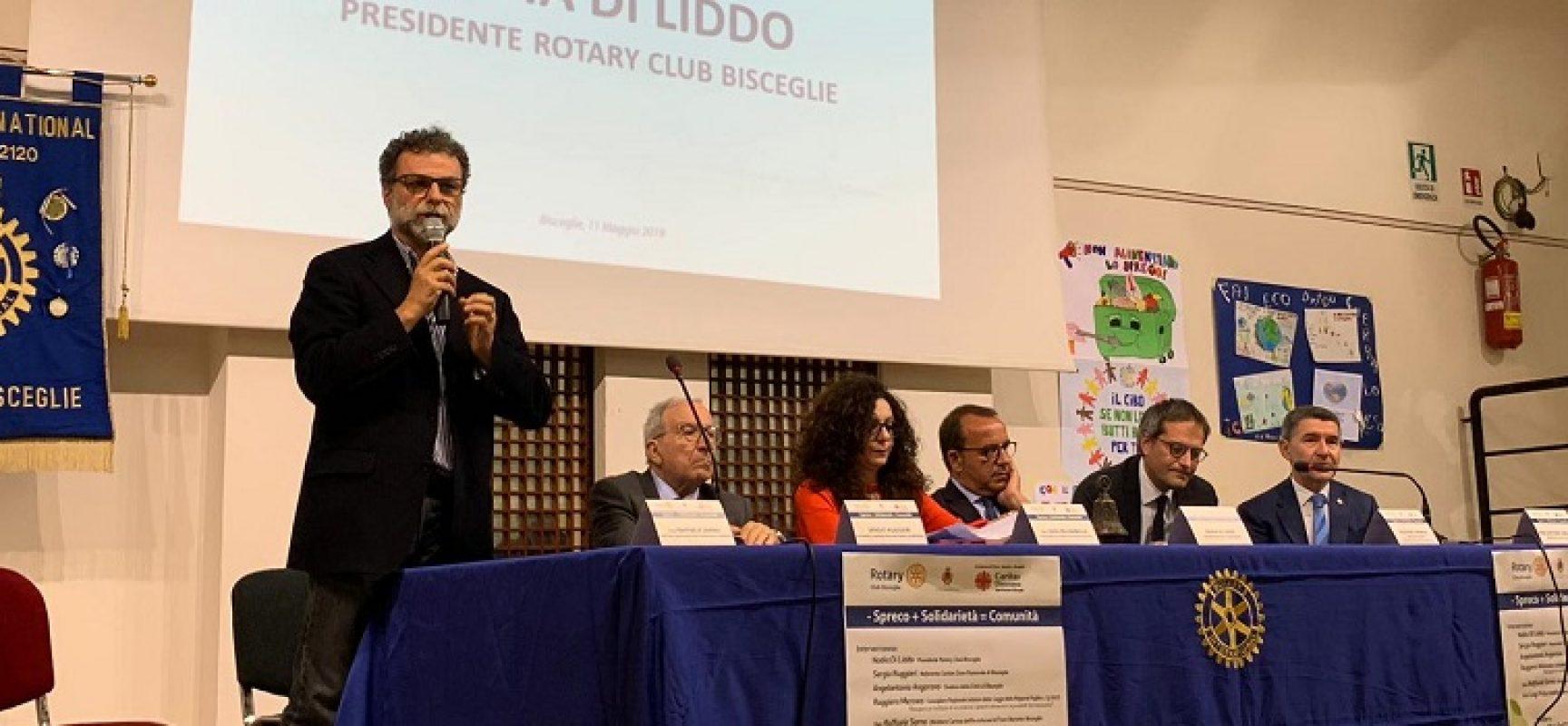 """""""Rotaryuniamoci"""", ottimi risultati per l'iniziativa targata Rotary e Caritas"""