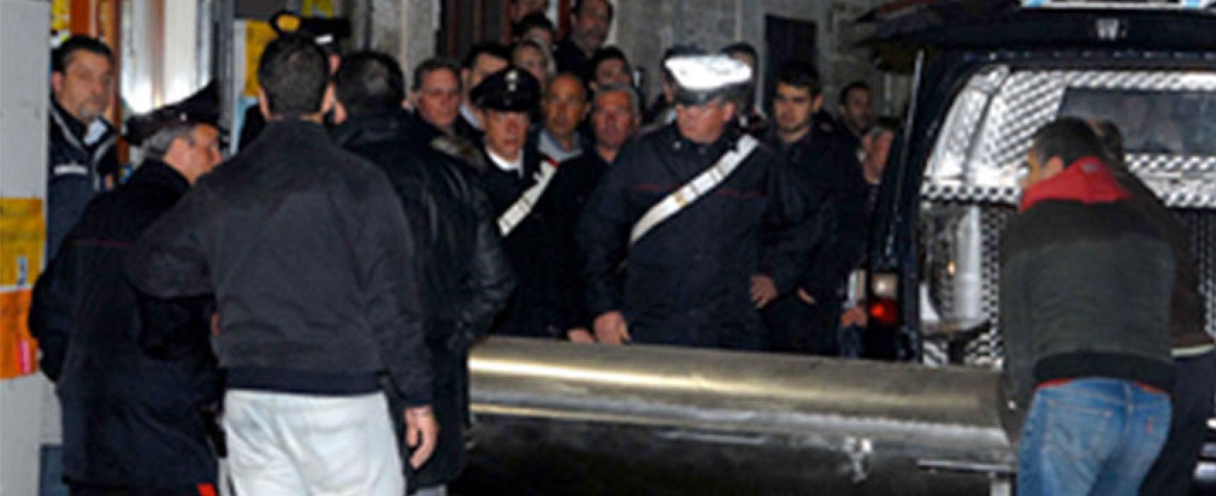 Omicidio salumiere Ruvo di Puglia, biscegliese condannato a 23 anni di carcere