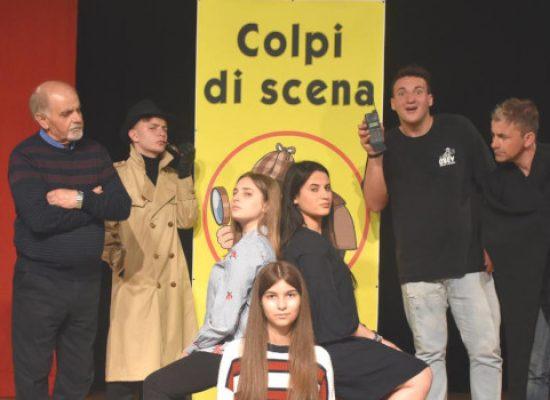 """Al Teatro Don Sturzo """"Colpi di Scena"""", doppia serata con gli allievi del laboratorio teatrale"""