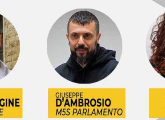 Elezioni Europee, Movimento 5 Stelle domani in piazza con i Portavoce del territorio