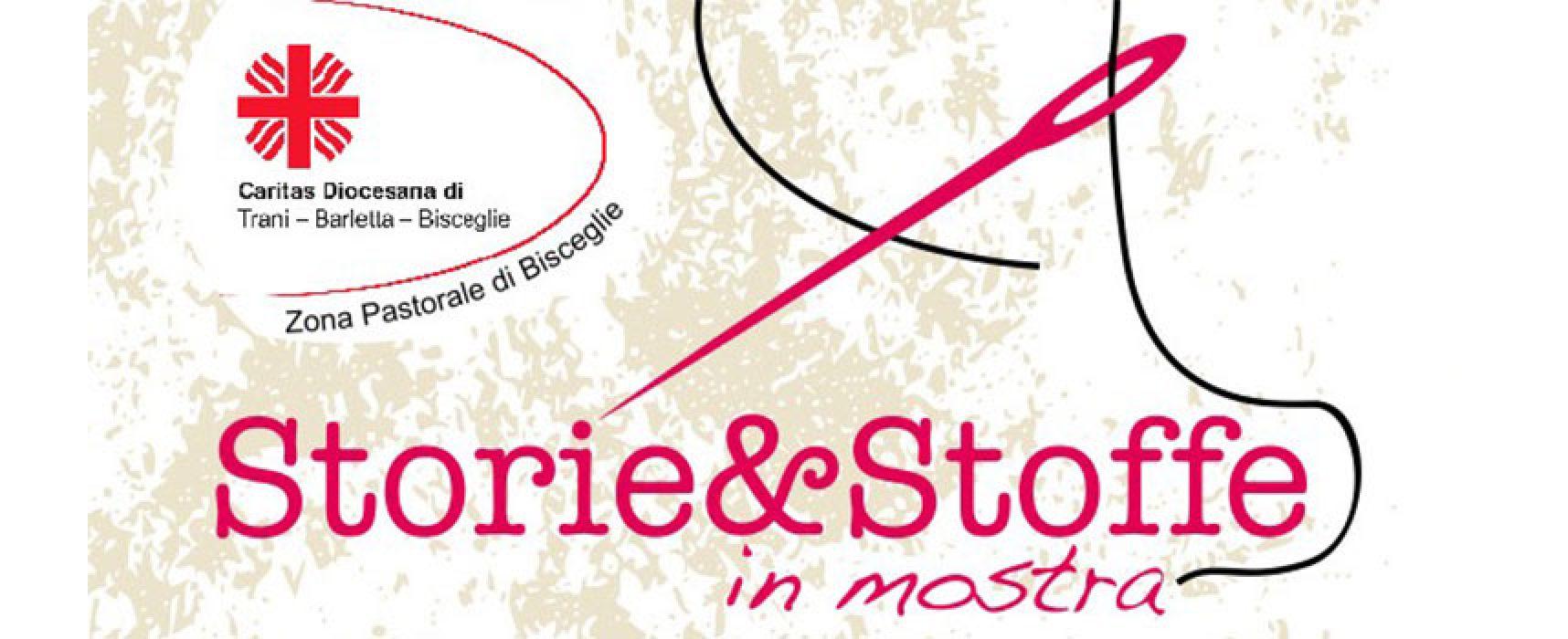 """Da scarto a pezzo sartoriale: la Caritas di Bisceglie promuove la mostra """"Stoffe & Storie"""""""